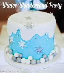 winter wonderland 9th birthday paper crush