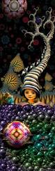 the 25 best trippy movies ideas on pinterest alice in visionary artwork psychedelic art prints contemporary collage art and trippy movies by larry carlson