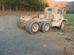 military tractor manual transmission off road log truck