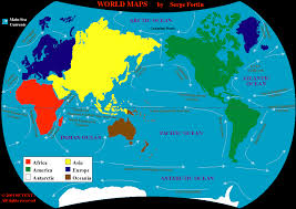 map of erth world maps