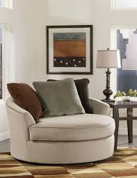charming round living room chair living room furniture swivel