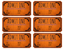 free hallowen free halloween party movie ticket printable u2013 frugalful