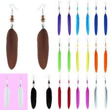 feather earrings nz simple feather earrings nz buy new simple feather earrings