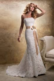 Seeking Maggie 30 Wedding Gowns 1 000 Maggie Sottero Satin Sash And