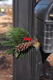 christmas decorations for mailboxes u2013 decoration image idea
