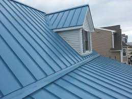 Pyramid Roofing Houston by Types Of Metal Roofs Metal Roofs With More Options For Any Home