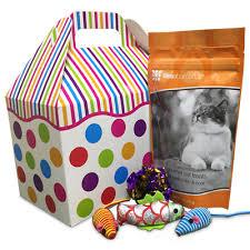 pet gift baskets cat gift basket