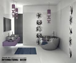 modern bathroom decor ideas bathroom doorless shower design also