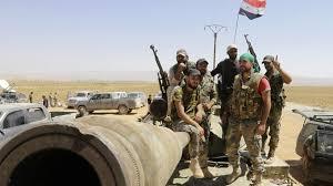 planet sushi siege syrian army breaks siege of deir ez zor creating strategic