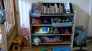 Kids Room Organization Ideas by Superb Bucket Brown Varnished Hanging Kids Room Organization Ideas