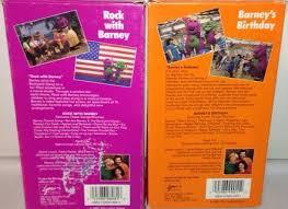 Vhs Barney U0026 Backyard Gang by 100 Barney And The Backyard Gang Vhs Barney Come On Over To