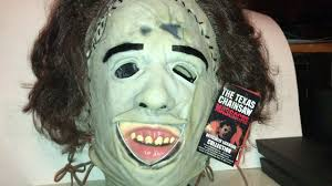 leatherface mask trick or treat studios 1974 leatherface killing mask review