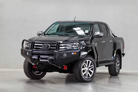 hilux revo 2015 deluxe commercial bull bar ironman 4x4