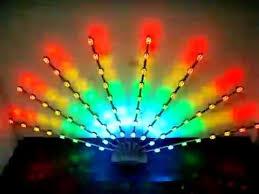 taiwan led lighting led rainbow lighs series led