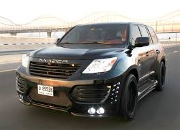 lexus 570 price lexus lx 570 asi invader arrives in the middle east lexus enthusiast