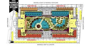 mall of asia floor plan smdc shell residences