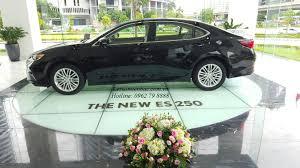 xe lexus moi 2015 lexus es 250 2016 chinh phục mọi con đường việt nam