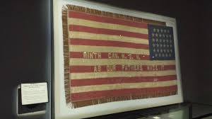 Cavalry Flag Top Of The Rock Museum American Civil War Forums