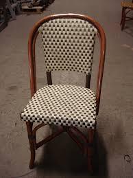 Rattan Bistro Chairs Rustic Flair Rattan Bistro Chairs Modern House Design