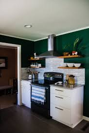 colorful vintage modern kitchen renovation in tulsa ok u2014 retro den