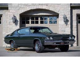 1969 chevrolet chevelle for sale on classiccars com 119