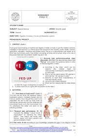 calaméo séptimo revisada worksheet