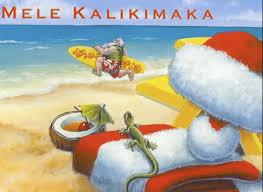mele kalikimaka christmas cards christmas lights card and decore