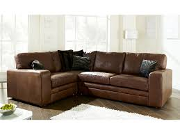 small leather corner sofas for small rooms modern style leather