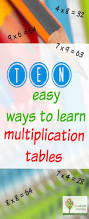 best 25 learning multiplication tables ideas on pinterest math