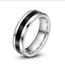 mens titanium rings wholesale stainless steel rings for mens and womens lord marriage