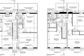 floor plans for two homes two homes become one habitat for humanity philadelphia demolition
