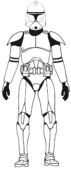 Clone Trooper Coloring Pages Star Wars Of Troopers Wars Clone Wars Clone Coloring Pages