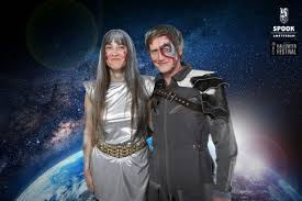 2016 dead space sci fi party amsterdam spook