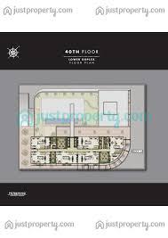 pershing luxury residences floor plans justproperty com