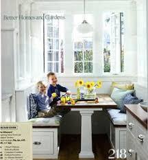 Kitchen Nook by Breakfast Nook Square Booth Round Table Kitchen Pinterest