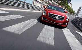 official 2015 cadillac ats sedan revealed with subtle updates and