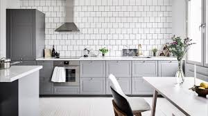white and grey kitchen cabinet designs best grey and white kitchen ideas for 2020 best