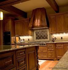 Kitchen Hood Designs Copper Kitchen Hood Traditional Kitchen Portland By Milo U0027s