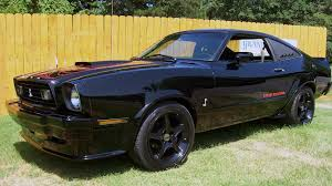 1978 king cobra mustang for sale 1978 ford mustang king cobra w58 dallas 2014