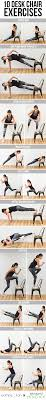 leg exercises at desk 10 exercises you can do with a desk chair exercises workout and