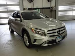 mercedes minneapolis used mercedes gla class for sale in minneapolis mn edmunds