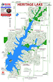 Map Indiana Detailed Map Of Heritage Lake In Containing Emergency Road Numbers