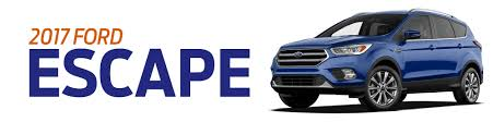 Ford Accessories Escape 2017 Ford Escape In Georgetown