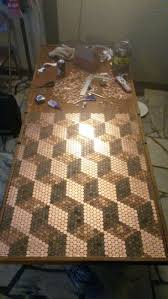 inspiring how to make a penny floor 48 on new design room with how