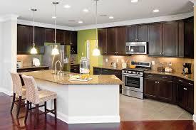 beautiful modern kitchens beautiful modern lighting for chic american kitchen 7977 house
