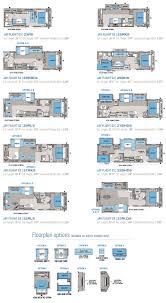 100 fleetwood pioneer travel trailer floor plans 2003