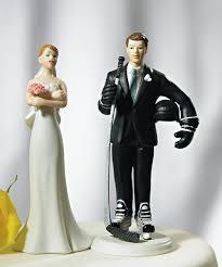 hockey cake toppers hockey wedding cake topper