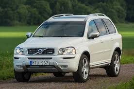 2013 Volvo Xc90 Reviews And Rating Motor Trend