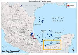 Chiapas Mexico Map by Why Mexico U0027s Oil Reform Is A Huge Opportunity For Investors