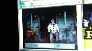 spirit halloween chainsaw halloween thrashing clown and tnt box
